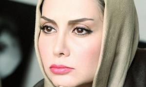 چهرهها/ مریم خدارحمى با یک ژشت خاص