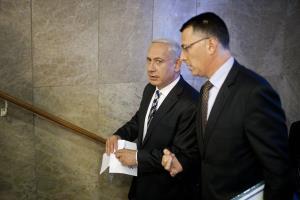 لفاظی رقیب نتانیاهو علیه ایران