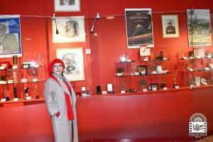 ثبت زندگینامه افسانه بایگان در موزه سینما
