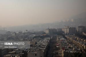 هوای تهران برای دهمین روز پیاپی آلوده است؛ بهبود کیفیت هوا طی امروز