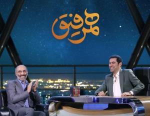 صحبتهای شهاب حسینی و هادی حجازی فر در مورد دوستی