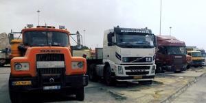 منع تردد خودروهای سنگین در محور سمنان ـ فیروزکوه