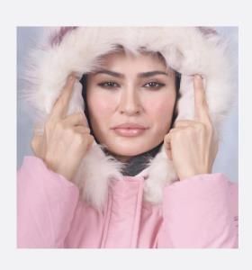چهرهها/ تم زمستانه شیوا طاهری در مقابل دوربین