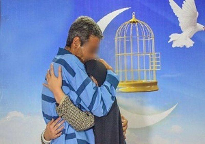 ۱۰ محکوم مالی جرایم غیرعمد به آغوش خانواده بازگشتند