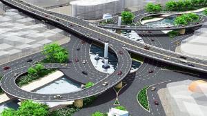 محور اصلی پروژه پل قدس اردبیل امسال به بهرهبرداری میرسد
