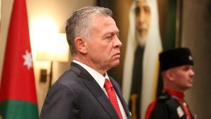 پادشاه اردن عازم امارات شد