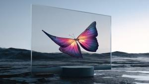 تلویزیونهای شفاف آینده