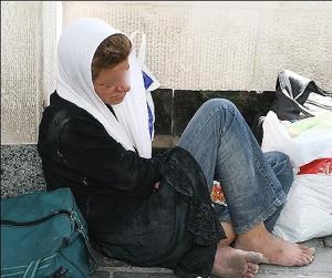 سهم زنان از جمعیت معتادان کشور