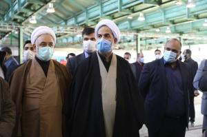 رئیس سازمان بازرسی کل کشور: تأمین اعتبار قطارشهری مشهد پیگیری میشود