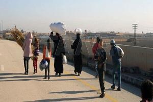 گذرگاه الصالحیه در سوریه بازگشایی شد