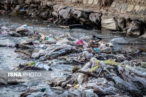 زنجانرود، غرق در فاضلاب