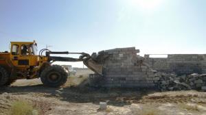 ماجرای تخریب ساختوسازها در دشتستان چه بود؟