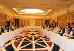 ترکیب تیمهای مذاکراتی دولت افغانستان و طالبان در قطر کامل شد