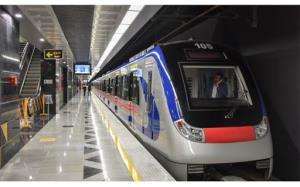 10 ایستگاه متروی تهران در آستانه بهره برداری