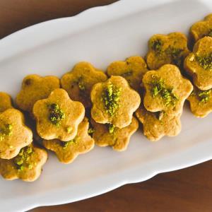 خوشمزه ترین روش برای تهیه شیرینی نخودچی پرطرفدار