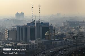 آلودگی هوای البرز از وضعیت ناسالم خارج شد