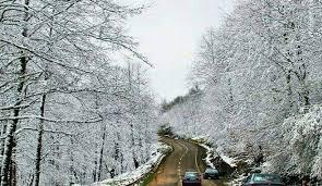 در کدام استانها باران و برف میبارد؟