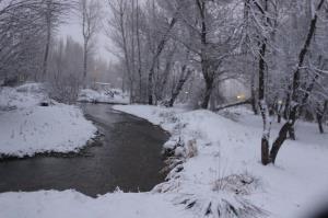 هوای زنجان سرد و یخی میشود