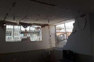 انفجار گاز در دیهوک حادثه آفرید؛ میزان خسارت در دست بررسی