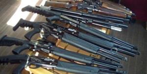 انهدام باند فروش اسلحه در فضای مجازی