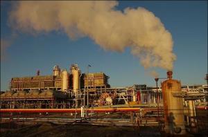 افزایش ۲۰ درصدی تولید گوگرد در پالایشگاه گاز ایلام