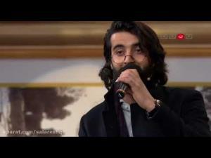 اجرای دیدنی «ماه دلم» از مهدی دارابی در برنامه دورهمی