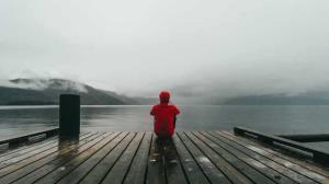 دو خط کتاب/هیچ رابطهای قادر به از میان بردن تنهایی نیست