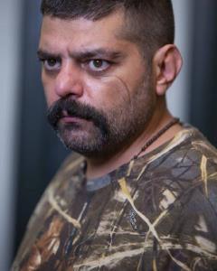 چهرهها/ گریم شاهد احمدلو در فیلم سینمایی «سیاهباز»
