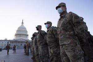 دادستان آمریکا: نیروهای اجرای قانون در حمله به کنگره حضور داشتند