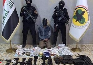 بازداشت ۱۰ تروریست داعشی در عراق
