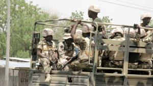 تصرف یک پایگاه نظامی در نیجریه به دست داعش