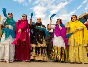 روایت جالب چهار روز زندگی با زنان ایل بختیاری در قشلاق