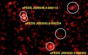 کشف یک ابرخوشهی کهکشانی جدید