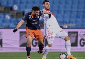 لوشامپیونه/ پیروزی موناکو مقابل مونپلیه