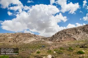 نجات زن جوان پس از ساعتها جستجوی در بیابانهای سمیرم