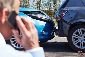 اخاذی از خودروهای لاکچری با تصادف ساختگی