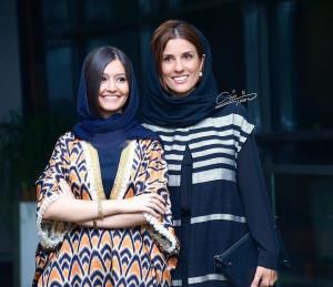 چهرهها/ سارا بهرامی و پردیس احمدیه در مقابل قاب دوربین
