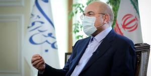 قالیباف: به طهرانی مقدمها و حاجیزادهها افتخار میکنیم