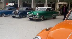 اتومبیلهای قدیمی و جذاب اهوازی