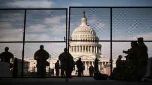 وقوع شرایط فوقالعاده در ساختمان کنگره آمریکا