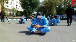 دستگیری مردان مسلح پایتخت
