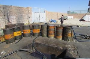کشف ۲۷هزار لیتر سوخت قاچاق در سربیشه