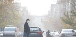 آلودهترین ماه تهران در ۱۰ سال گذشته