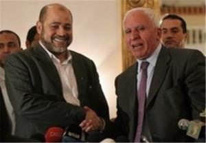 دیدار قریب الوقوع هیئتهای فتح و حماس در قاهره