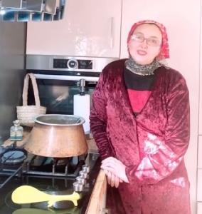 طرز پخت کله جوش به روش ویژه کتایون ریاحی