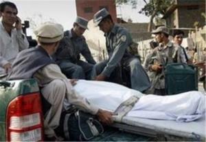 کشته شدن ۱۲ نیروی امنیتی در حمله نفوذی طالبان به غرب افغانستان