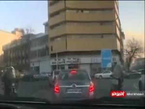 التهاب جمعیت در جمعه بازار کرونایی تهران