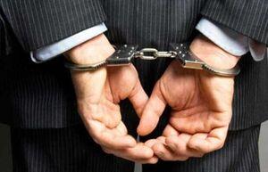 شهردار شهر میداود خوزستان دستگیر شد