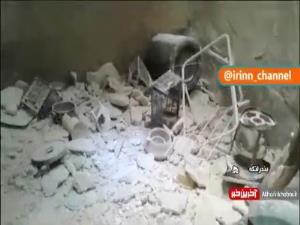 تصاویر خسارات زلزله ۵.۵ ریشتری در بندرلنگه هرمزگان