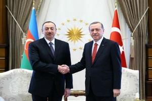 گفتوگوی تلفنی روسای جمهور ترکیه و آذربایجان